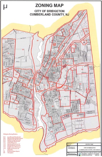 City of Bridgeton, New Jersey - Planning & Zoning Administration